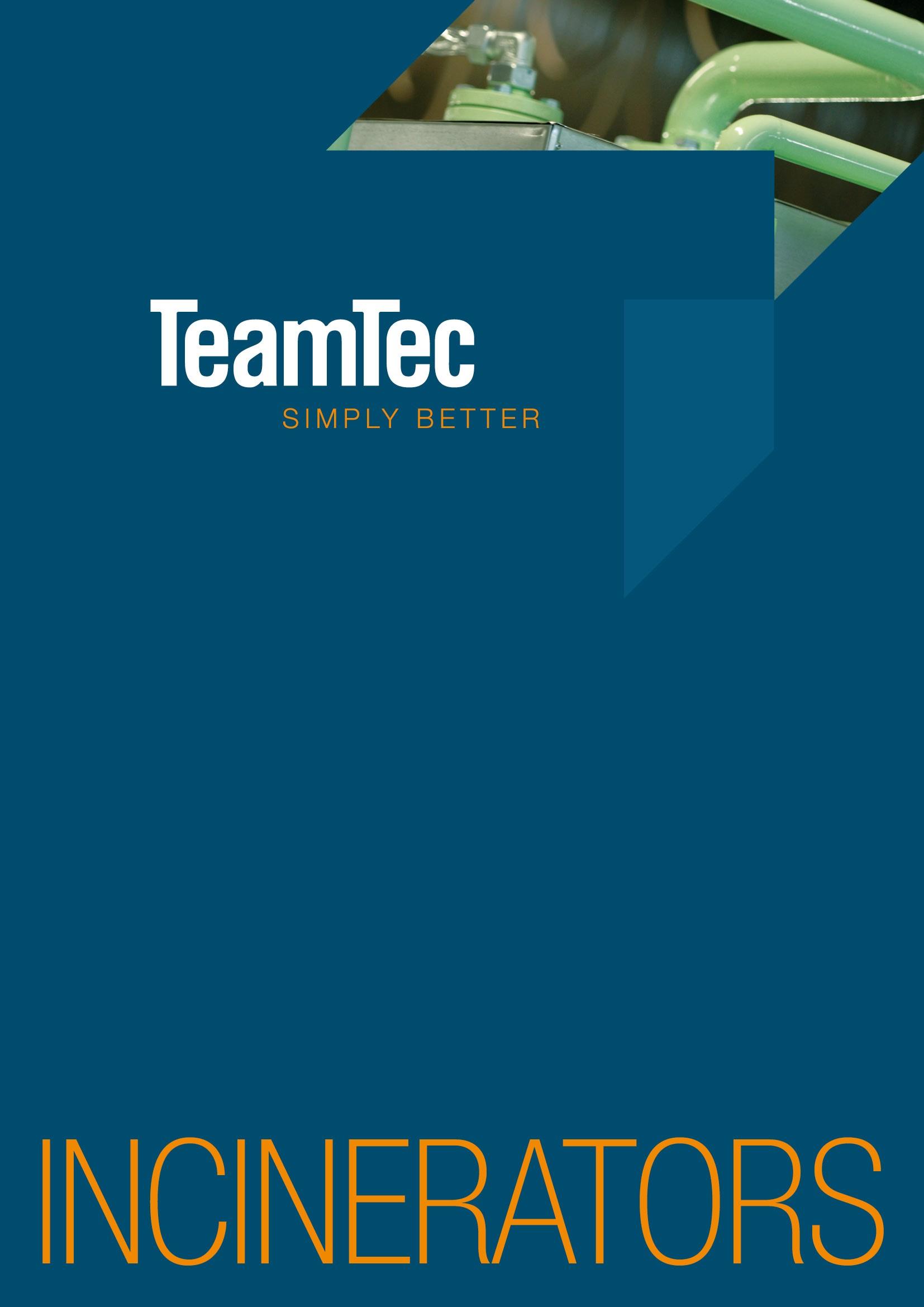 TeamTec Incinerator