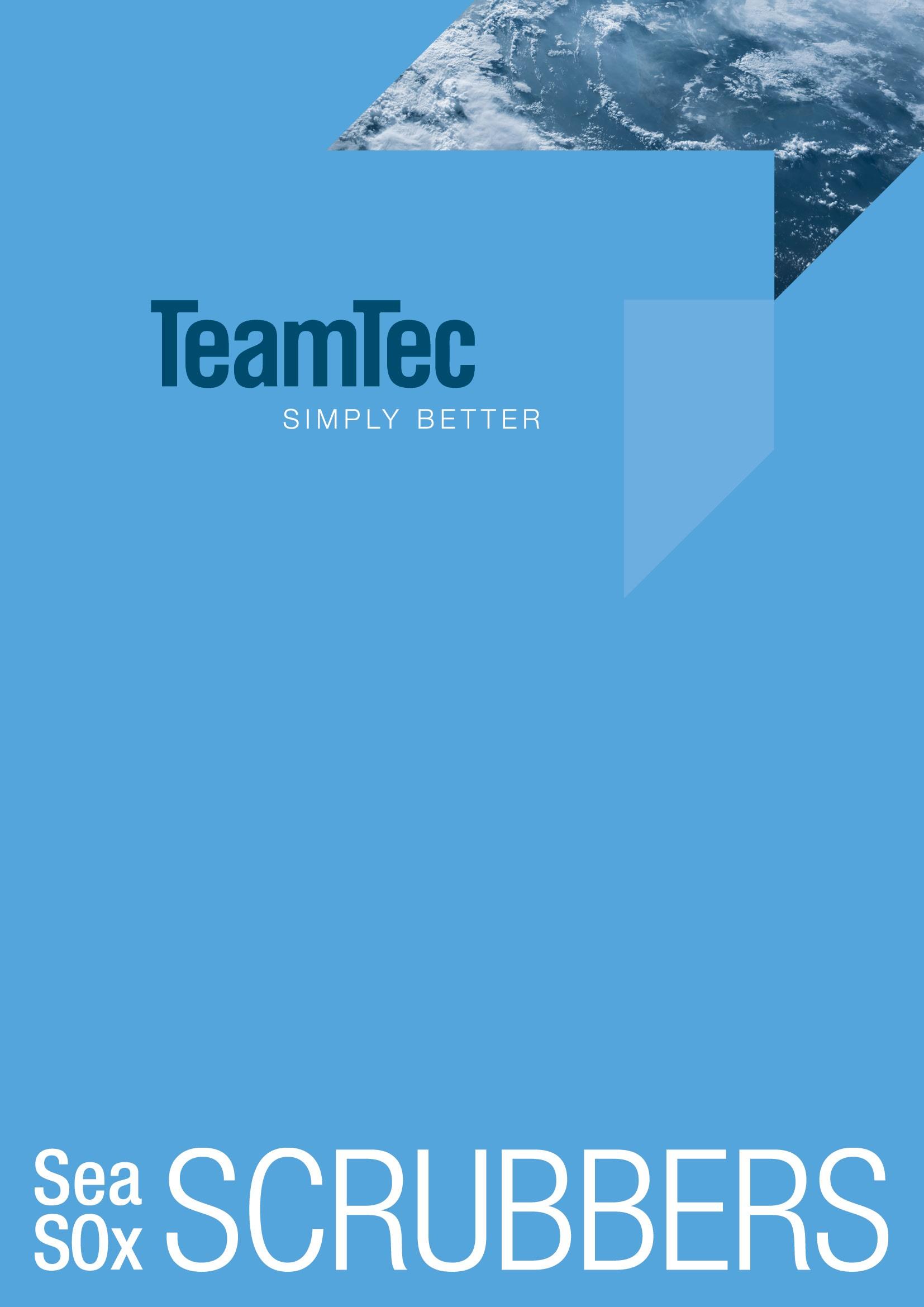 TeamTec Scrubbers